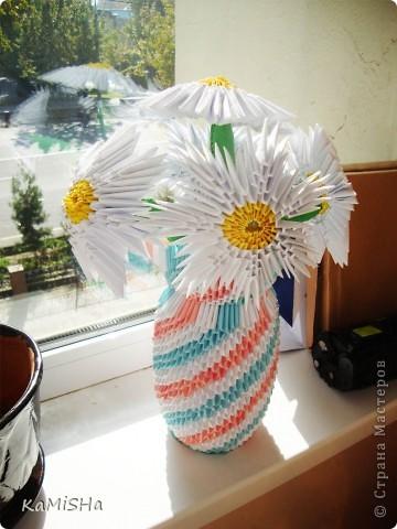 Ваза с цветами)