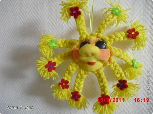 Солнышко по МК PAWY. фото 1