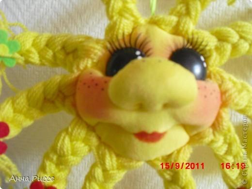 Солнышко по МК PAWY. фото 2