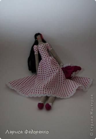 Кукла Тильда фрау Ульрих фото 2
