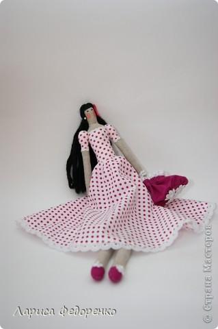 Кукла Тильда фрау Ульрих фото 1
