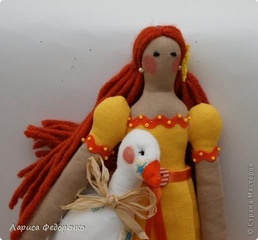 Кукла Тильда- хозяюшка Феня фото 3
