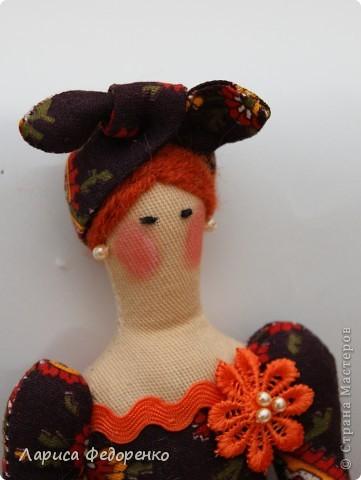 Кукла Тильда  хозяюшка Фёкла фото 2