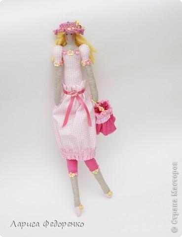 Кукла Тильда фрау Кларисса фото 1