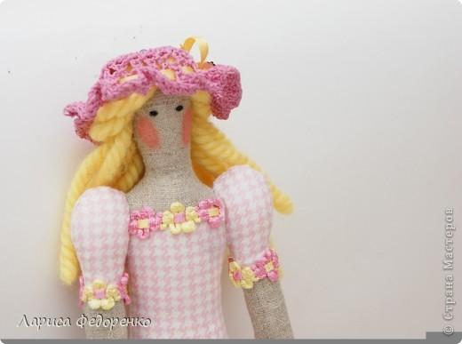 Кукла Тильда фрау Кларисса фото 2