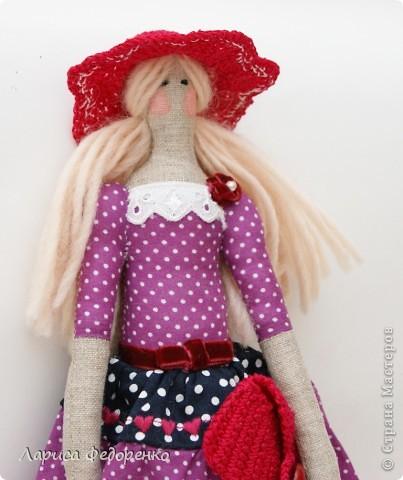 Кукла Тильда  фрау Марта фото 2