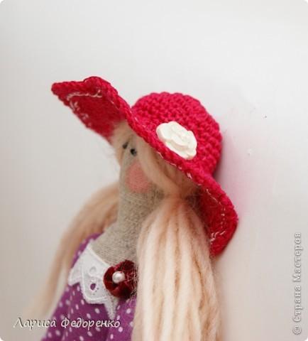 Кукла Тильда  фрау Марта фото 3