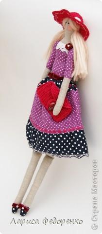 Кукла Тильда  фрау Марта фото 1