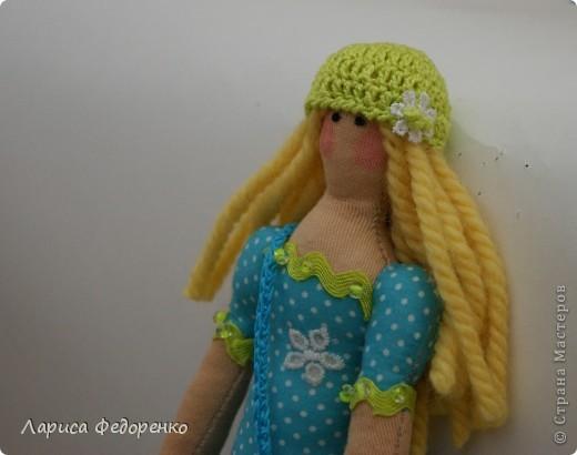 Кукла Тильда фрау Регина фото 3