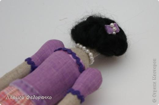 Кукла Тильда фрау Аида фото 3