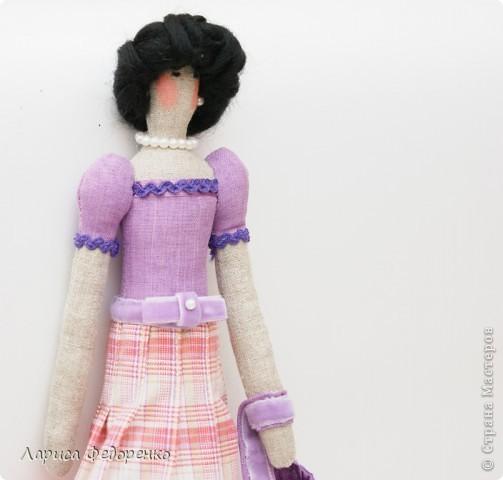 Кукла Тильда фрау Аида фото 4
