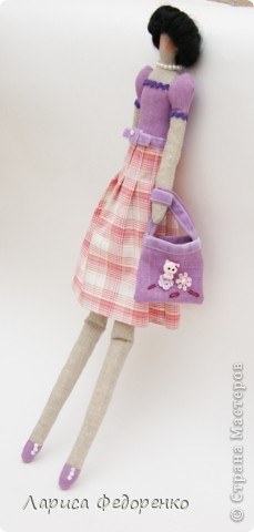 Кукла Тильда фрау Аида фото 1