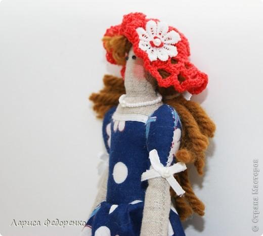 Кукла Тильда фрау Берта фото 4