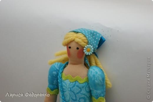 Кукла Тильда Феврония(вечное видение) фото 2