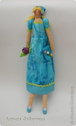 Кукла Тильда Феврония(вечное видение) фото 1