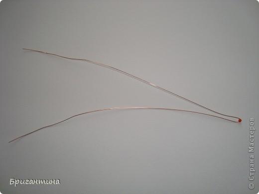 Это панно сделанно в новой технике - бисерный квиллинг! Процесс в точности, как у квиллинга, за одним исключением, бумажные полосы из бисера! фото 29