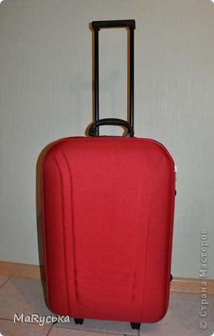 Здравствуйте. Всем наверно известна ситуация, когда в аэропорту ждешь багаж, и каждый второй чемодан похож на твой. У меня такая ситуация была и мне она не понравилась. В ближайшее время мне опять предстоит поездка и чтоб впредь такое не повторялось я вот что придумала..... фото 2