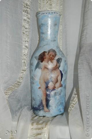 Вазочка в подарок для мамы  и сестры))) фото 1
