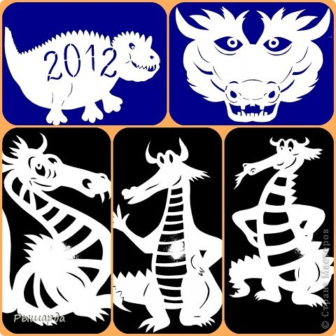 Мои динозаврики -дракончики(готовимся к Новому году) фото 7