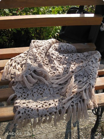 Вышел шарфик погулять... фото 1