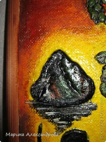 Дорогие мастерицы, хочется показать свою картину в цвете... здесь МК http://stranamasterov.ru/node/247693 спасибо всем кто заглянул!!! фото 3