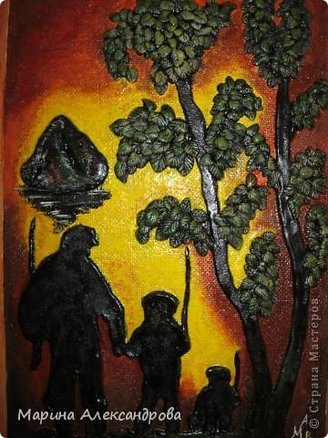 Дорогие мастерицы, хочется показать свою картину в цвете... здесь МК http://stranamasterov.ru/node/247693 спасибо всем кто заглянул!!! фото 5