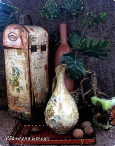 Теперь интерьер кафе грузинской кухни дополнился новыми старыми предметами декора... фото 2