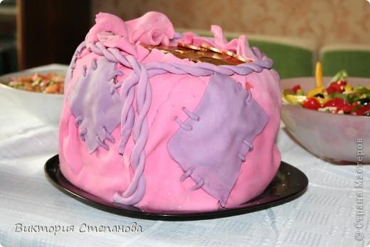 Торт на день рождения моей подруги фото 1