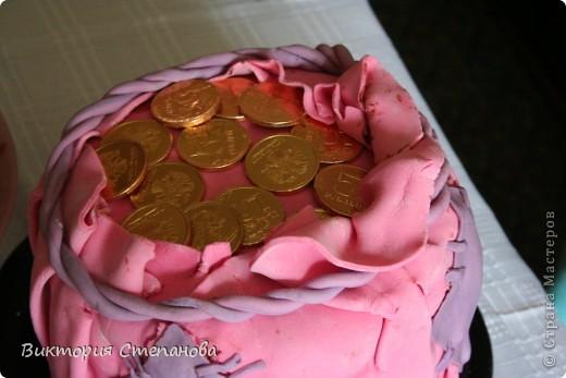 Торт на день рождения моей подруги фото 2