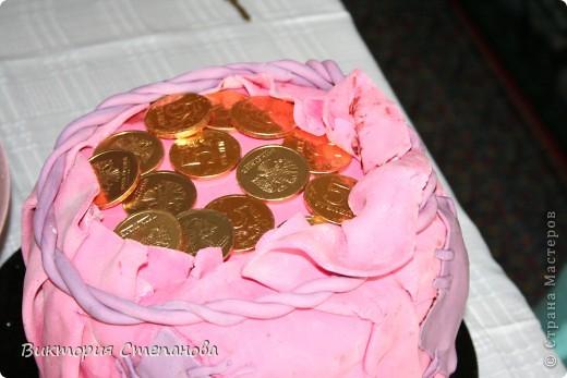 Торт на день рождения моей подруги фото 3