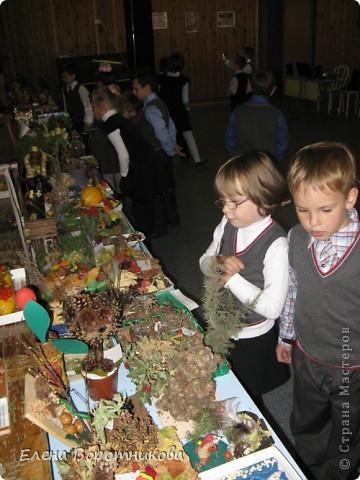 """В сентябре прошла выставка """"Осенние забавы"""", где мы принимали участие. фото 1"""