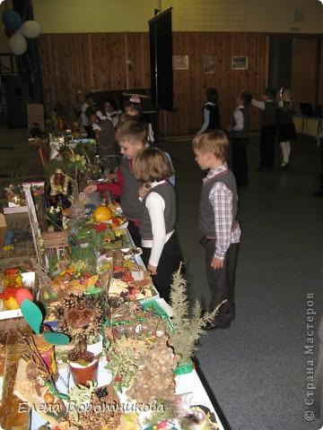 """В сентябре прошла выставка """"Осенние забавы"""", где мы принимали участие. фото 3"""