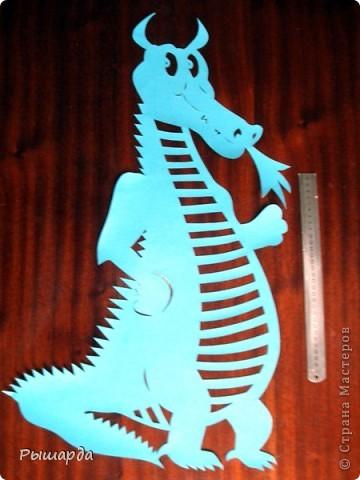 Мои динозаврики -дракончики(готовимся к Новому году) фото 8