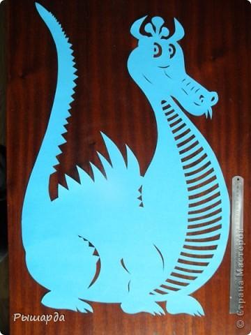 Мои динозаврики -дракончики(готовимся к Новому году) фото 10