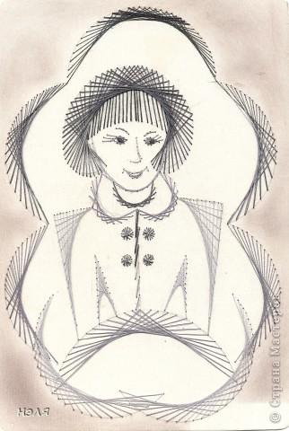 дама в кокошнике фото 3