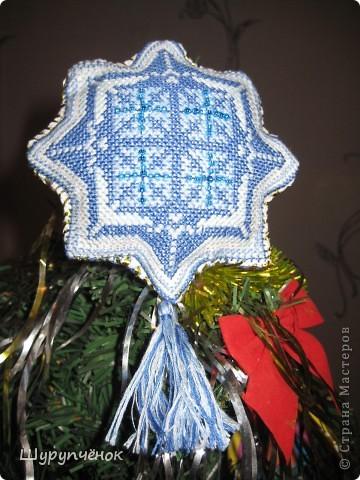 Подарок к летнему сюрприза в рамках вышивального форума. Живёт теперь в Украине, в Симферополе. Иностранец.)) фото 18