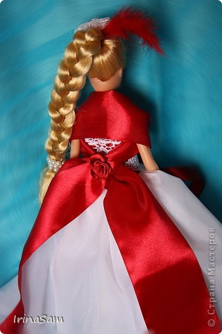 Шитьё платье для барби кружево ткань