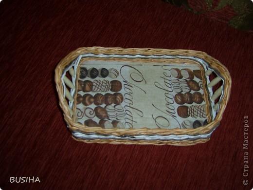 корзиночка в подарок. покрыта 2 раза ПВА+вода 1:1 фото 5