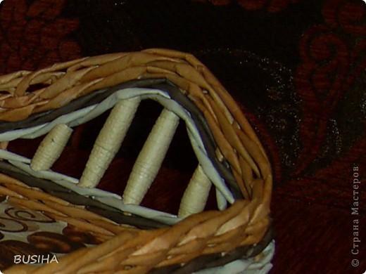 корзиночка в подарок. покрыта 2 раза ПВА+вода 1:1 фото 7