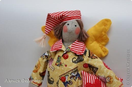 Кукла Тильда сплюшка Ванюшка фото 3