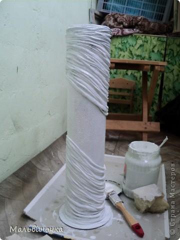 Всем здравствуйте!как всегда налюбовавшись работами наших мастериц,руки чешутся сотворить что-нибудь подобное и вот что на этот раз у меня получилось. фото 8