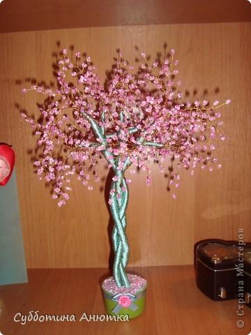 Это дерево я сделала для племянницы. фото 1
