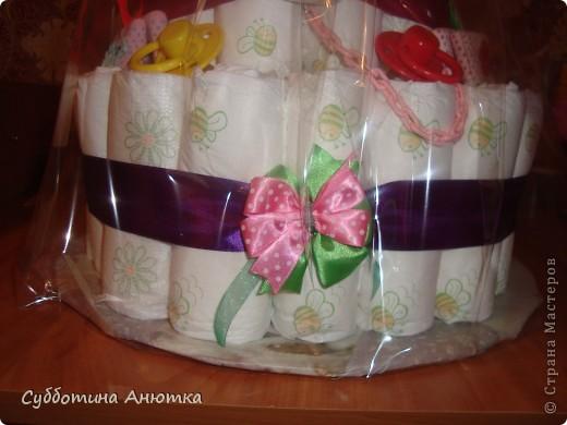 Подарок для новорожденной фото 4