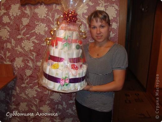 Подарок для новорожденной фото 5