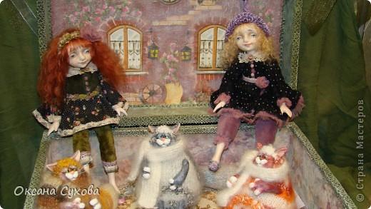 7 Международный Салон Кукол Москва ТЦ Тишинка /3 часть/ фото 6