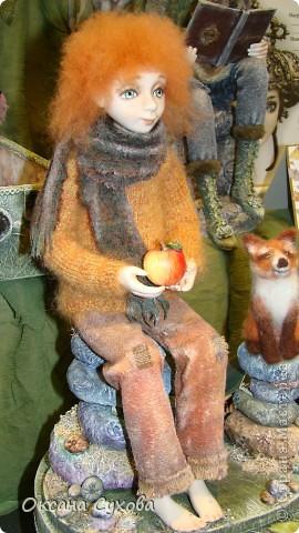 7 Международный Салон Кукол Москва ТЦ Тишинка /3 часть/ фото 9
