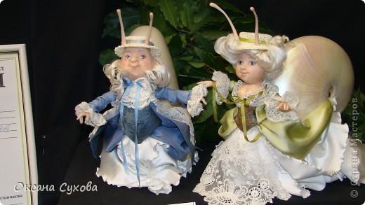 7 Международный Салон Кукол Москва ТЦ Тишинка /3 часть/ фото 16