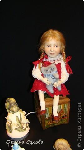 7 Международный Салон Кукол Москва ТЦ Тишинка /3 часть/ фото 29