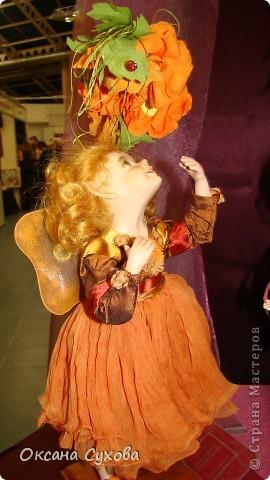7 Международный Салон Кукол Москва ТЦ Тишинка /3 часть/ фото 31