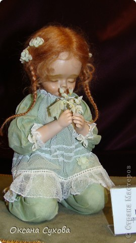 7 Международный Салон Кукол Москва ТЦ Тишинка /3 часть/ фото 34